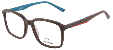 JOHN DIAZ RDR200052 EYEGLASSES. CLEARANCE SALES!!