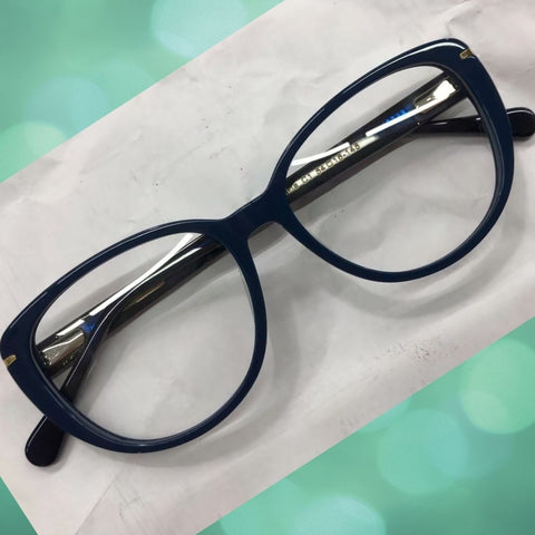 JOHN DIAZ  RA100102 EYEGLASSES - Reina- Blue - glasses in Lagos, Nigeria.Sunglasses in Abuja. Photochromic. Cateye. Antiglare
