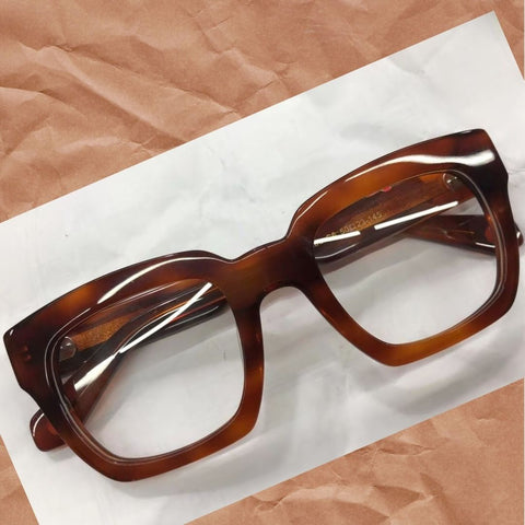 JOHN DIAZ  RA120911 EYEGLASSES - Mae Havana Brown - glasses in Lagos, Nigeria.Sunglasses in Abuja. Photochromic. Cateye. Antiglare