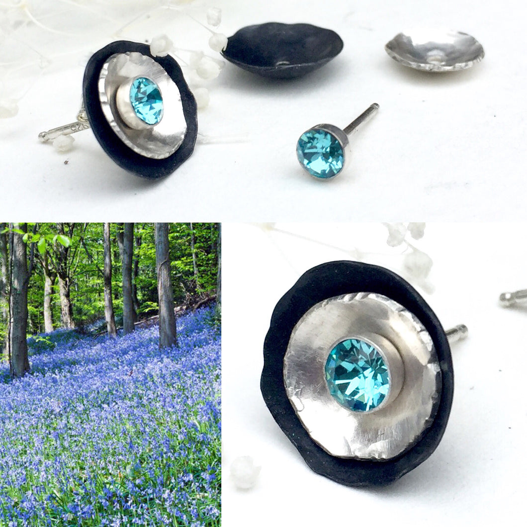 Blue Bell Woods Earrings