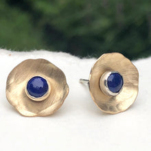 Blue Monday Earrings