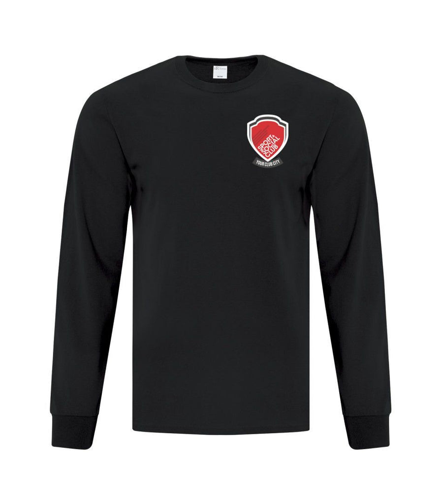 SSC Cotton Long Sleeve Tshirt