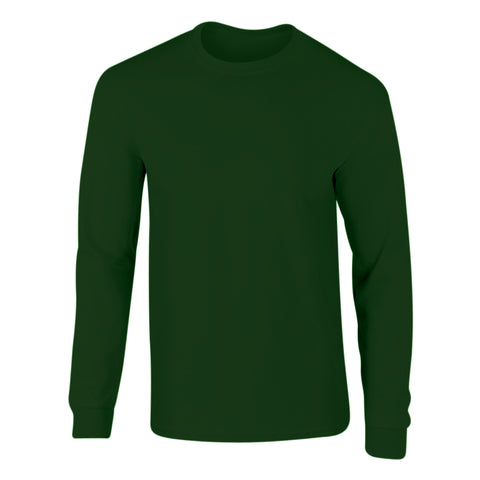 Mens High Performance Long Sleeve Tshirt