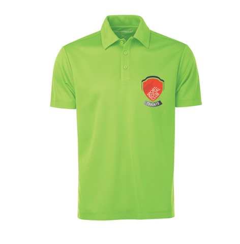 TSSC Mens Performance Golf Shirt