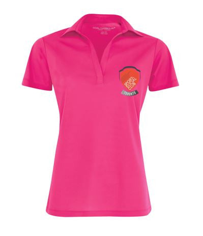 TSSC Ladies Performance Golf Shirt