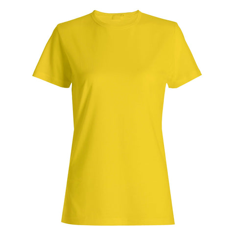 Ladies Cotton Tshirt