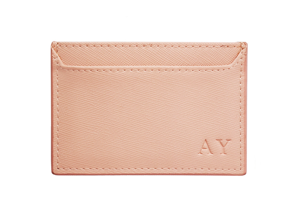 Urban Card Sleeve - Blush Pink