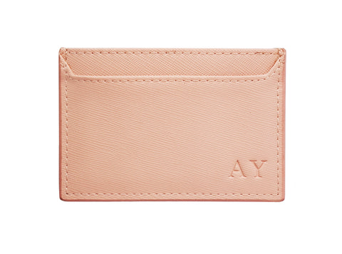 Urban Card Sleeve (Blush Pink)