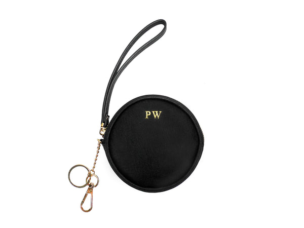 Kayla Coin Purse (Black)