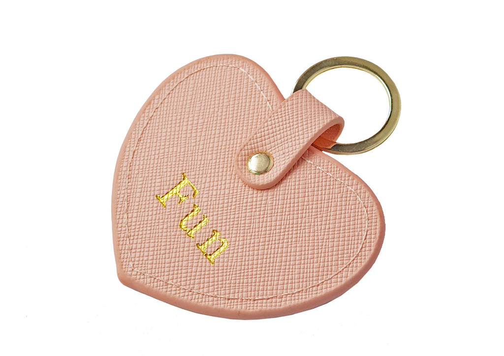 Carina Key Chain - Blush Pink