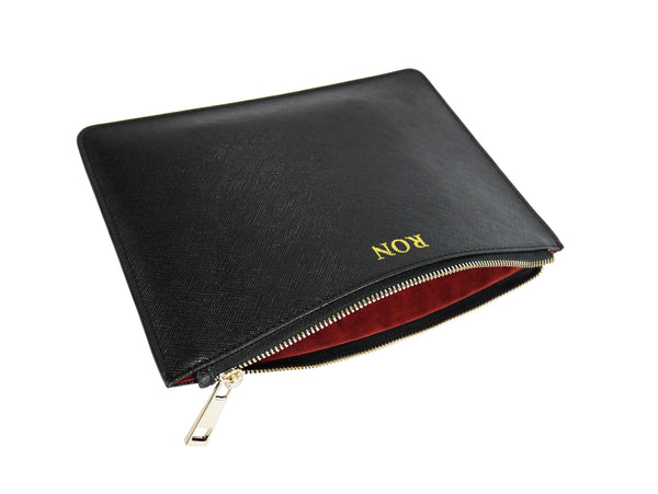 Signature Pouch - Black