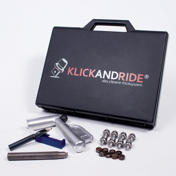 Klick and Ride Stud System - Starter Kit