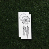 Dreamcatcher Temporary Tattoo (Set of 2)