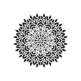 Sacred Mandala Temporary Tattoo (Set of 2)