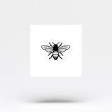 Bee Temporary Tattoo (Set of 4)