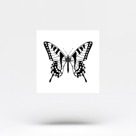 1346d096f Swallowtail Butterfly Temporary Tattoo (Set of 3) – Small Tattoos