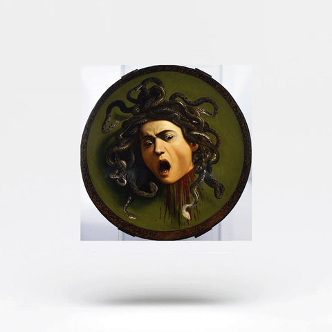 Medusa Temporary Tattoo (Set of 2)