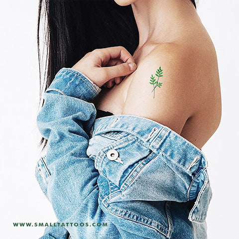 Berry Branch Temporary Tattoo by Zihee (Set of 2)