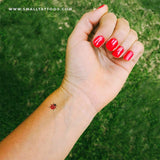 Ladybird Temporary Tattoo (Set of 3)