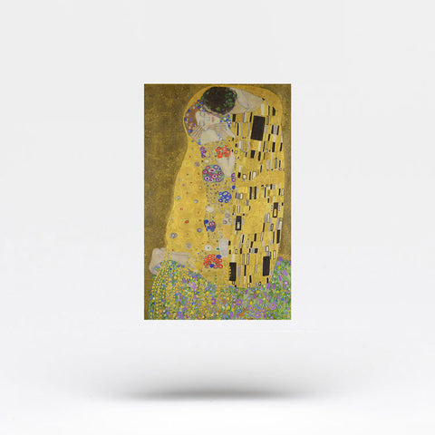 Klimt's The Kiss Temporary Tattoo (Set of 2)