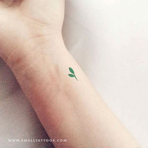Sprout Temporary Tattoo by Zihee (Set of 2)