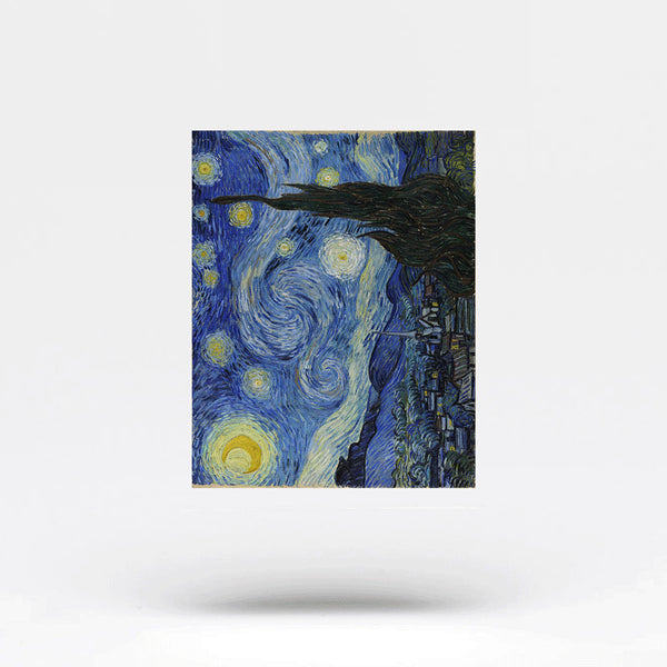The Starry Night Temporary Tattoo (Set of 3)