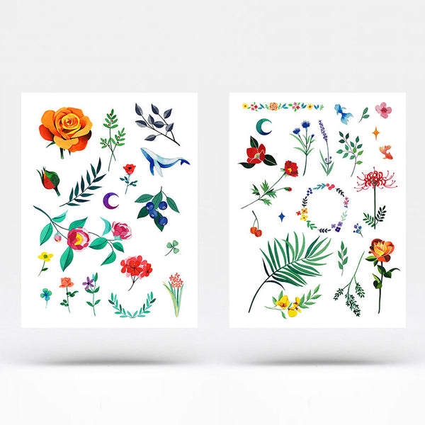 Zihee Nature Collection (Set of 40x2)