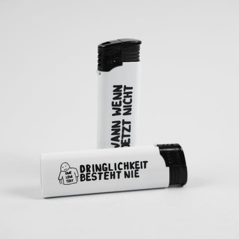 Uwe Lewitzky Lighter – GUDBERG NERGER Shop
