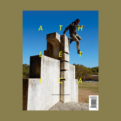 Athletica Magazine Issue 1 - GUDBERG NERGER Magazine Shop