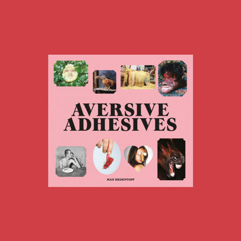 Aversive Adhesives – Photo-Stickerbook