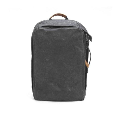 QWSTION Backpack - Washed Black – GUDBERG NERGER Shop