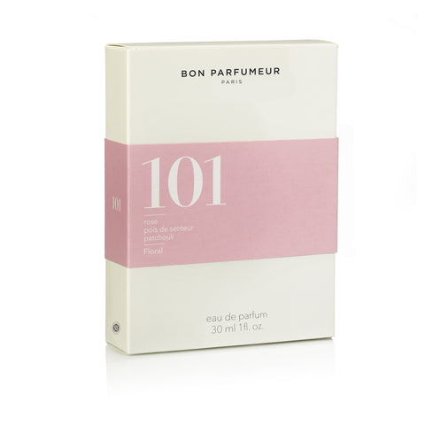 101 (rose, sweet pea, white cedar)