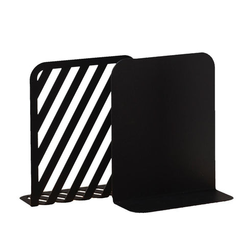 Grid 01 Bookend – Black – buy at GUDBERG NERGER Shop