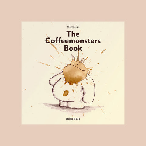 The Coffeemonsters Book - GUDBERG NERGER