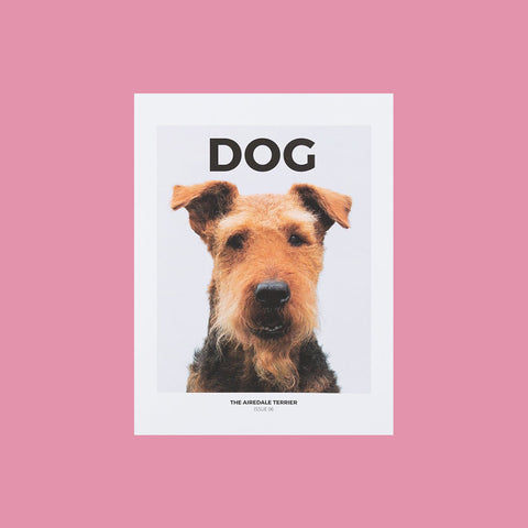 DOG Magazine Issue 6 – The Airedale Terrier – GUDBERG NERGER Shop
