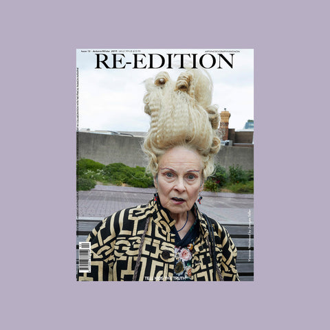 Re-Edition Issue 12 – buy at GUDBERG NERGER Shop