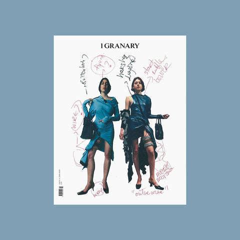 1 Granary Issue 6 – buy at GUDBERG NERGER Shop