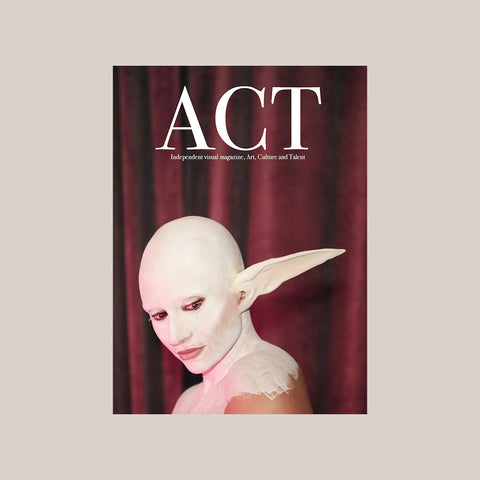 ACT Magazine Issue 1 – GUDBERG NERGER Shop