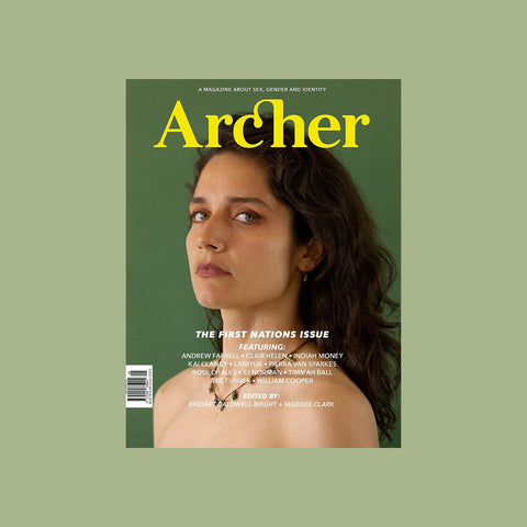Archer Magazine #13 – The First Nations Issue – GUDBERG NERGER Shop