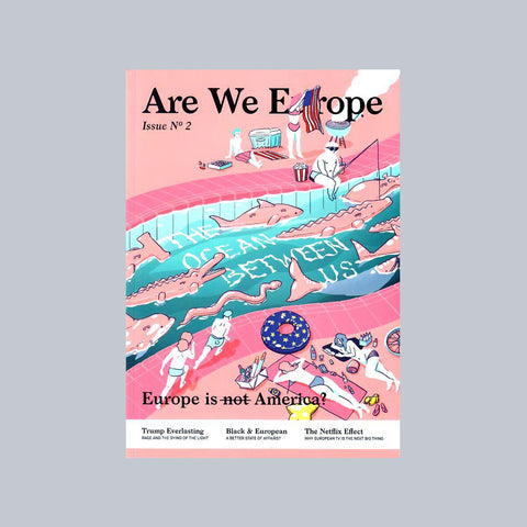 Are We Europe Issue 2 – GUDBERG NERGER Magazine Shop