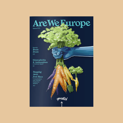 Are We Europe Issue 3 – GUDBERG NERGER Magazine Shop