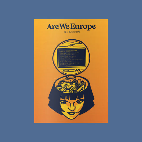 Are We Europe Issue 5 – GUDBERG NERGER Magazine Shop