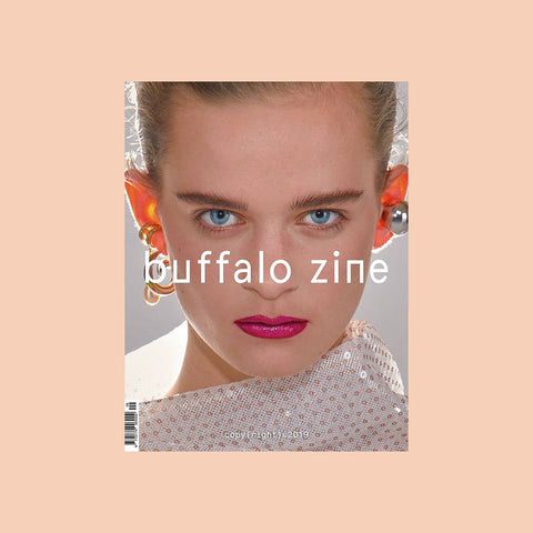 Buffalo Zine No. 9 – Copy(right) - buy at GUDBERG NERGER Shop