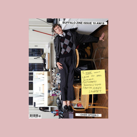 Buffalo Zine No. 10 – AW19 - buy at GUDBERG NERGER Shop