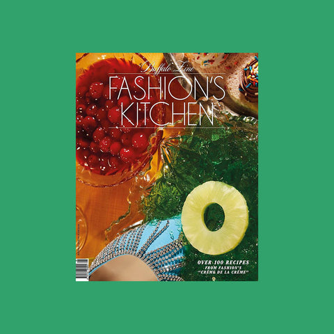 Buffalo Zine No. 8 – Fashion's Kitchen - buy at GUDBERG NERGER Shop