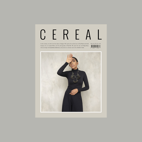 Cereal Volume 18 – buy at GUDBERG NERGER Shop