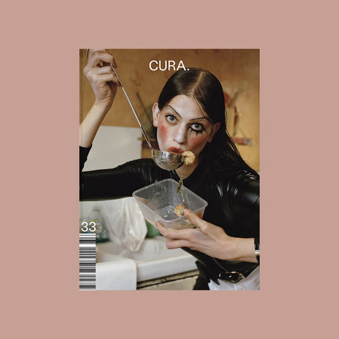Cura Magazine Issue 33 – buy at GUDBERG NERGER Shop