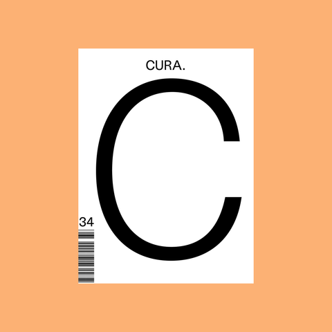 Cura Magazine Issue 34 – Resistance – buy at GUDBERG NERGER Shop