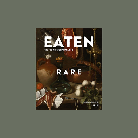 Eaten Magazine Volume 3: Rare - buy at GUDBERG NERGER Shop