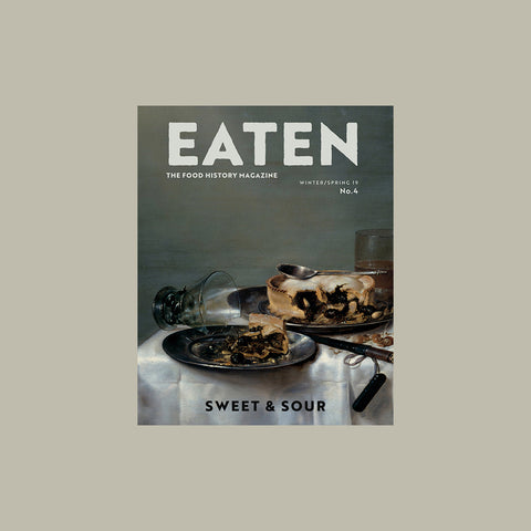 Eaten Magazine Volume 4: Sweet & Sour - buy at GUDBERG NERGER Shop